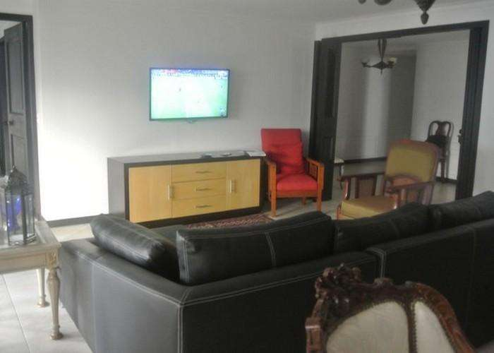 PHENT-HOUSE AMOBLADO SECTOR CENTRO DE MEDELLIN EN RENTA