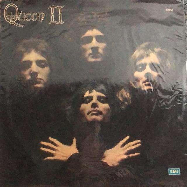 disco de vinilo QUEEN II