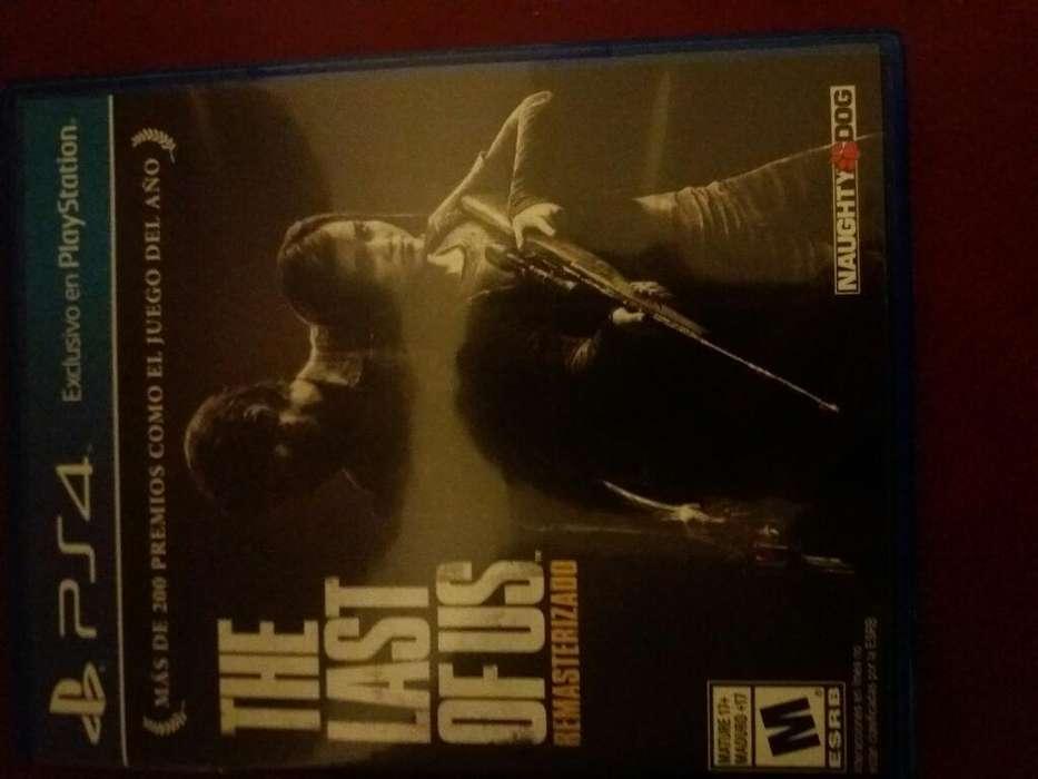 Se Vende Juego Ps4 The Last Of Us