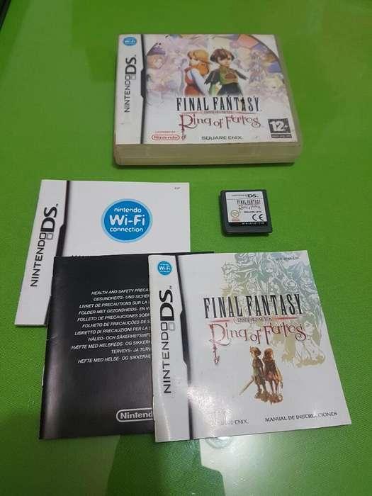 Final Fantasy Ds