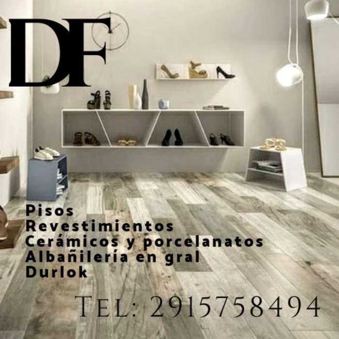 Revestimientos, Durlock Y Albañileria
