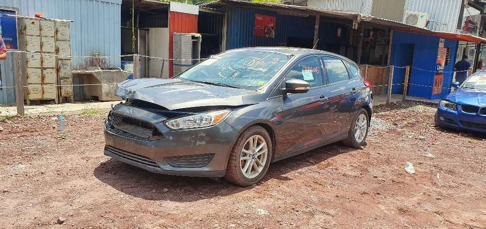 Ford Focus 2016 - 65019 km