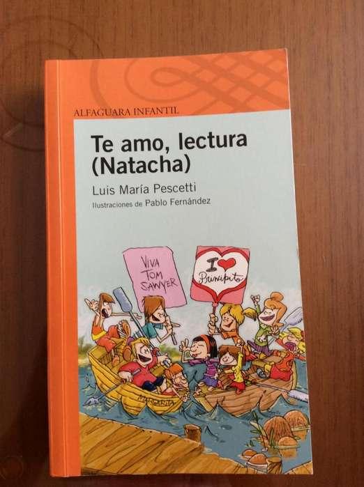 Te amo ,lecturaNatacha