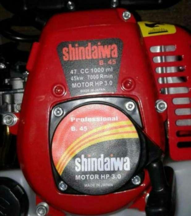 Cortasetos Shindaiwa B. 45
