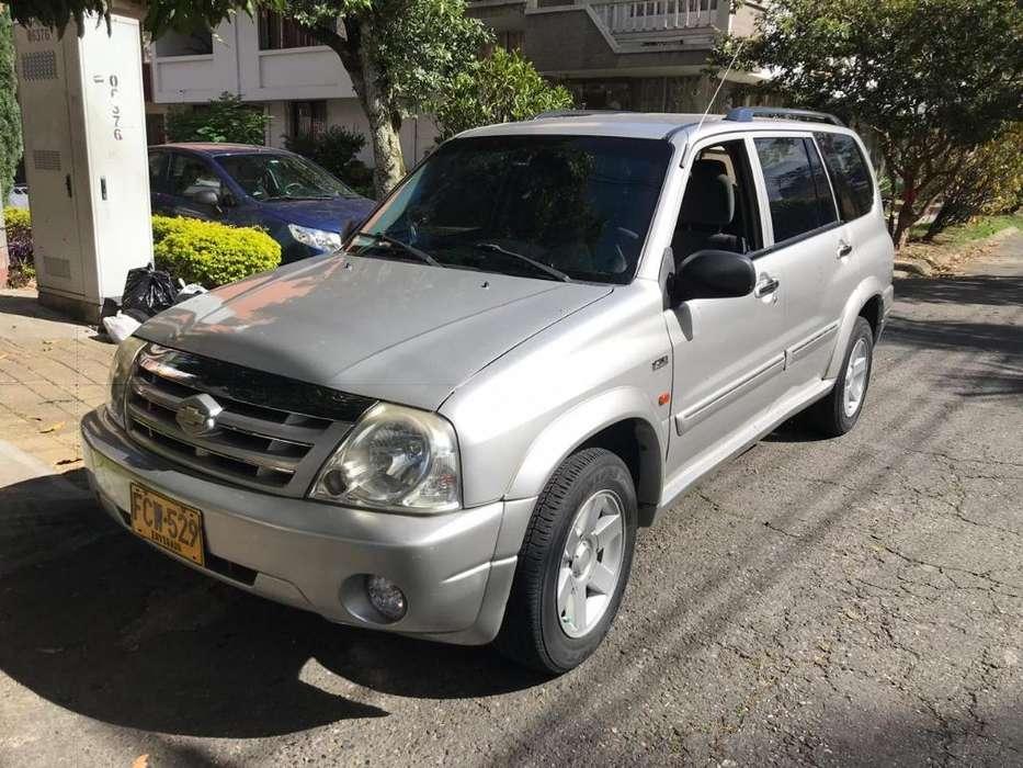 Chevrolet Grand Vitara 2007 - 129000 km