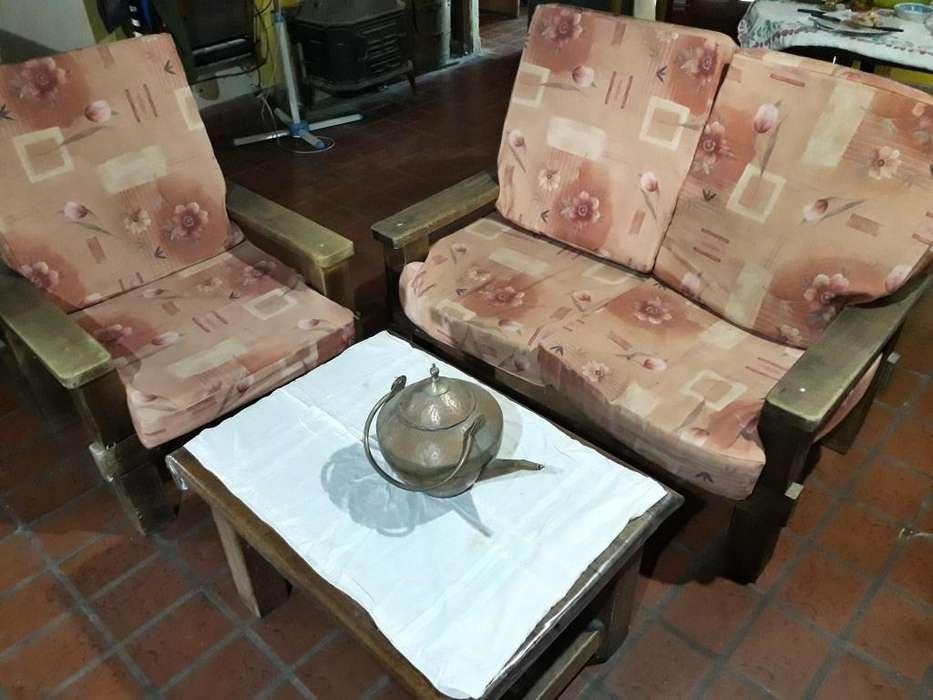 Juego de Living sillón 2 Cuerpos Sillón De 1 cuerpo impecables. Como Nuevos!!!