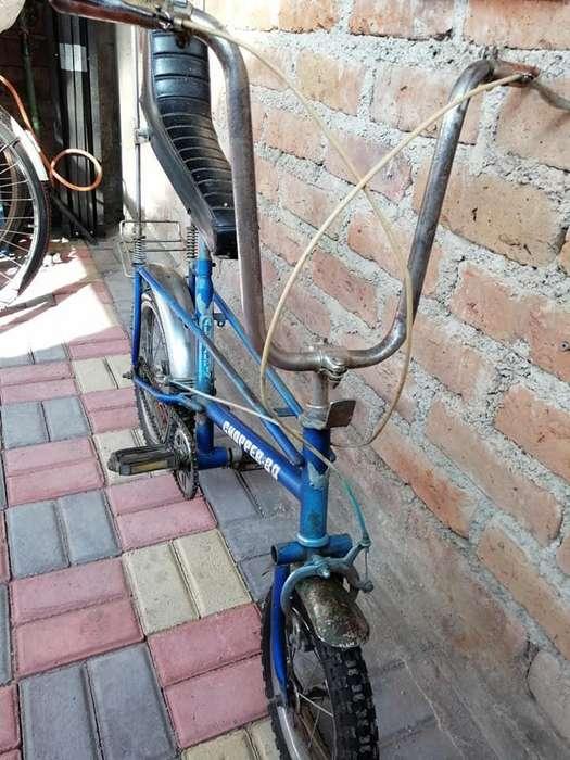 Bicicleta Clásica Antigua Chopper