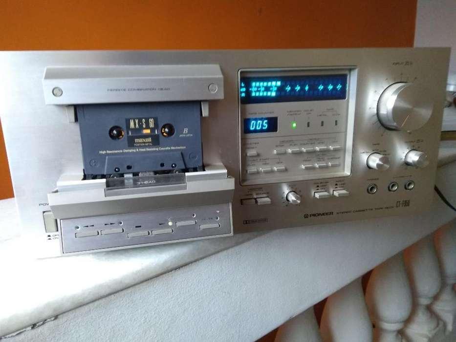 Vendo Cassetera de Audio Pioneer