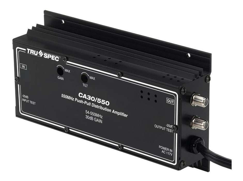 Amplificador de Distribución Catv Ca