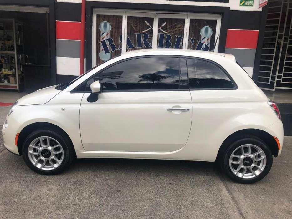 Fiat 500 2014 - 38000 km