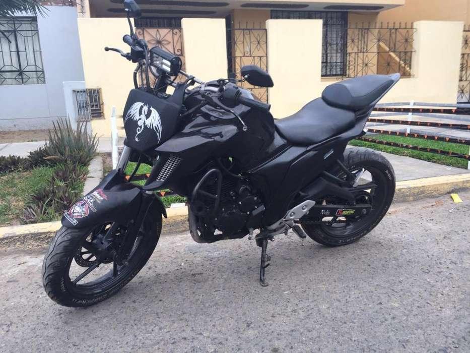 Moto Lineal Yamaha Fz 250