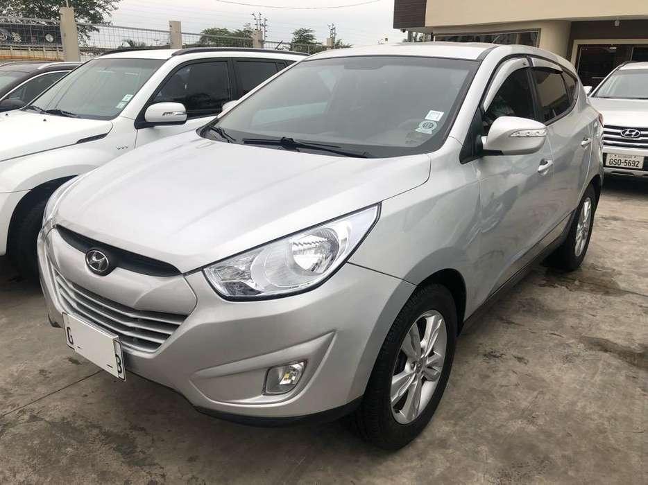 Hyundai Tucson 2013 - 100000 km