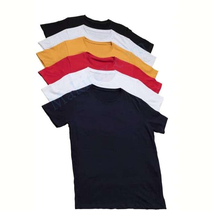 Camisetas en Algodón Pima Peruano