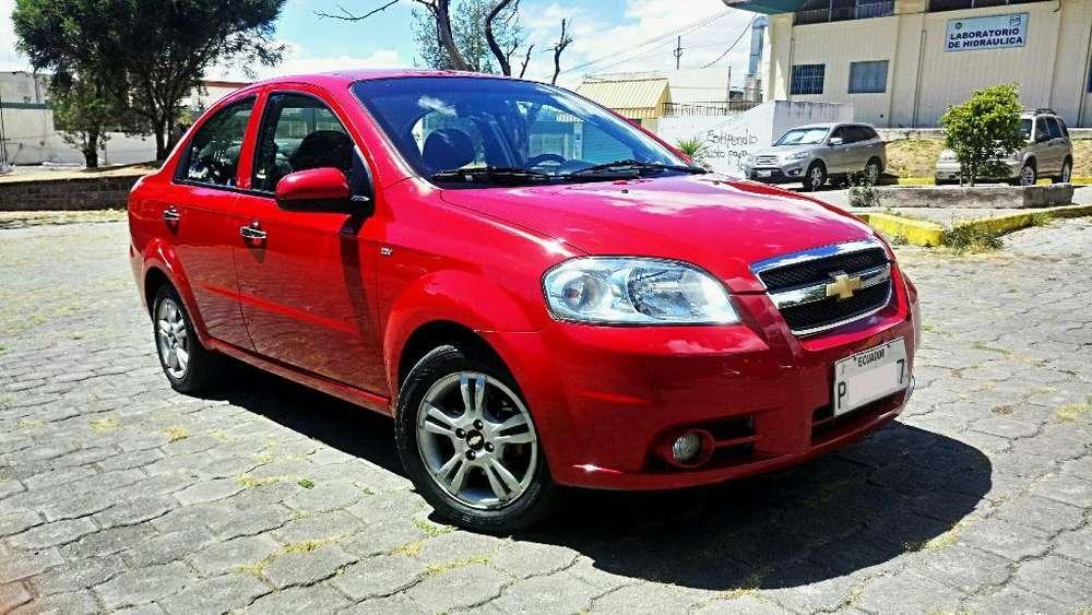 Chevrolet Aveo 2014 - 95300 km