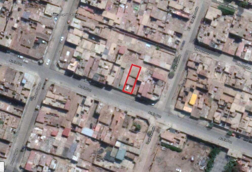 OCASIÓN!!! Se vende terreno en Av. La Paz!!! US 200,000
