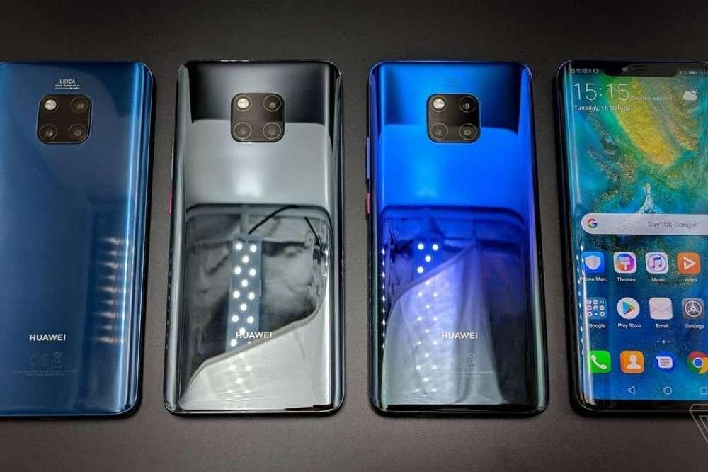 Huawei Mate 20 Pro 128 Gb Rom Y 6 Ram
