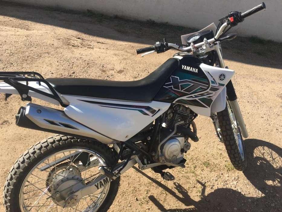 Vendo Yamaha XTZ 2018 7700km IMPECABLE A LA VISTA.