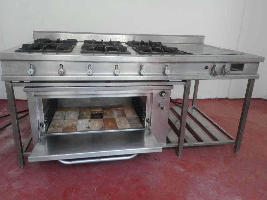 Vendo Cocina Industrial