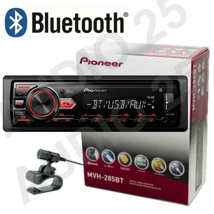 Radio Pioneer Usb Y Bluetooth