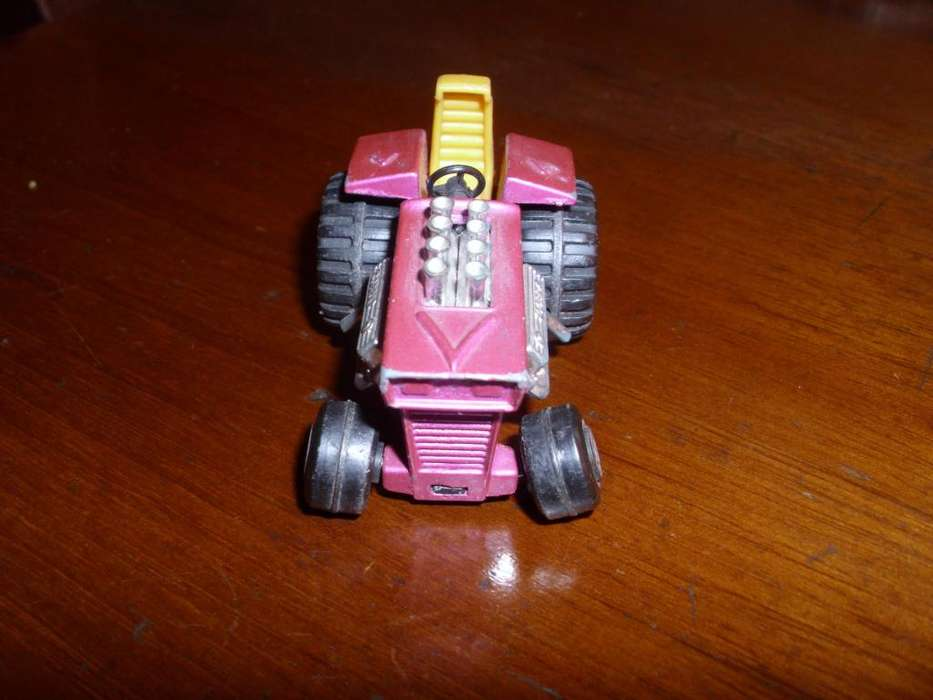 Matchbox Tractor Lesney 1972 25 Made In England