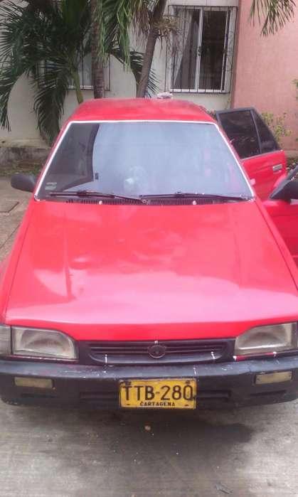 Mazda 323 1993 - 100 km