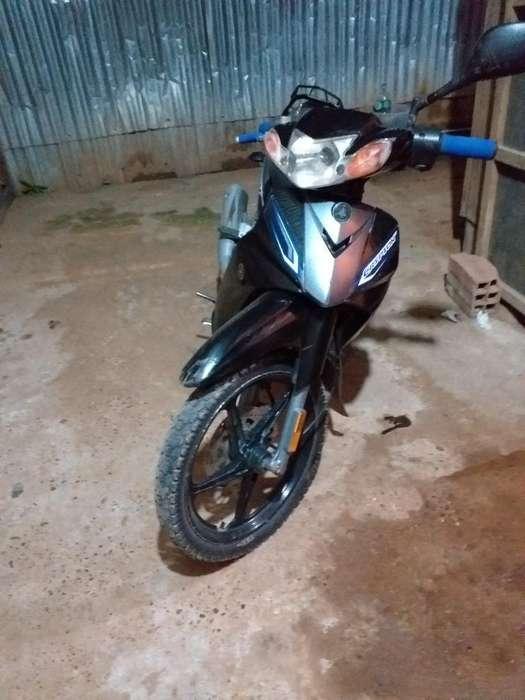 Vendo Mi Moto <strong>yamaha</strong> 110 Cripton