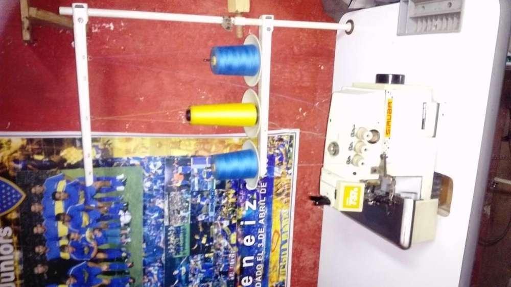 Maquina Overlock 0998284841 3120921