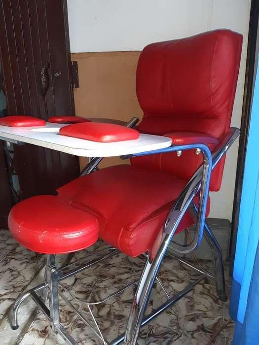 Se Vende <strong>silla</strong> de Pedicure Manicure