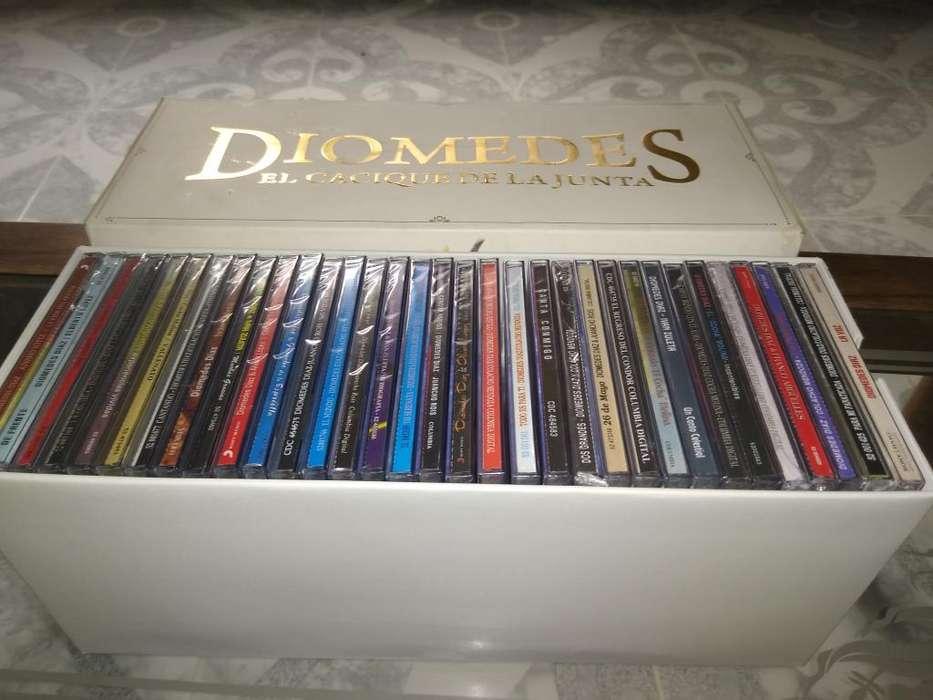 Colección Diomedes Díaz sin Usar