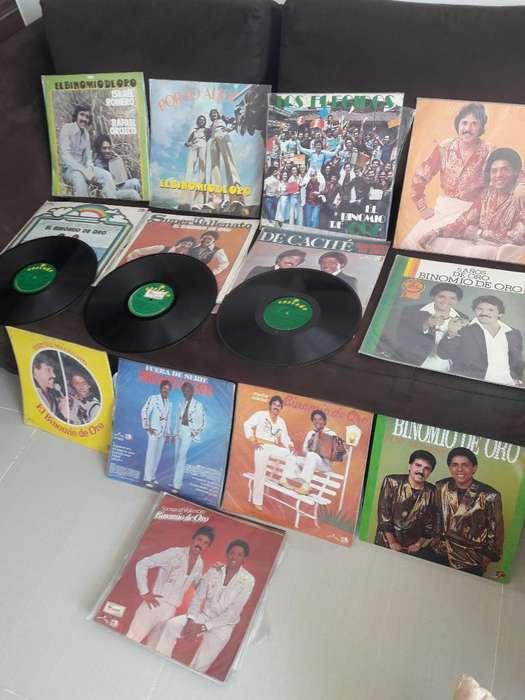 Coleccion 20 Discos Binomio Rafael Orozco