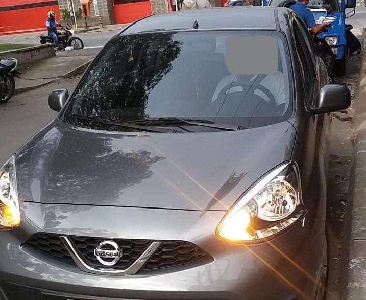 Nissan March 2018 - 23000 km