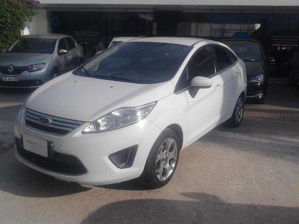 Fiesta 1.6 Trend Sedan 2012 - 190.000 y cuotas