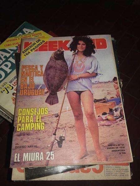 Revistas del 50 ,60, 70