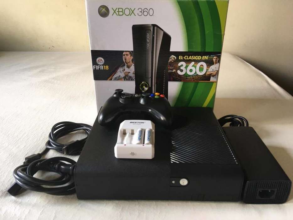 Xbox 360 E Super Slim