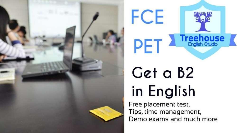 Cursos Certificación de B1 Y Fce B2