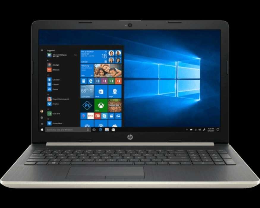Laptop Hp - 15-db0005la Nueva de Paquete