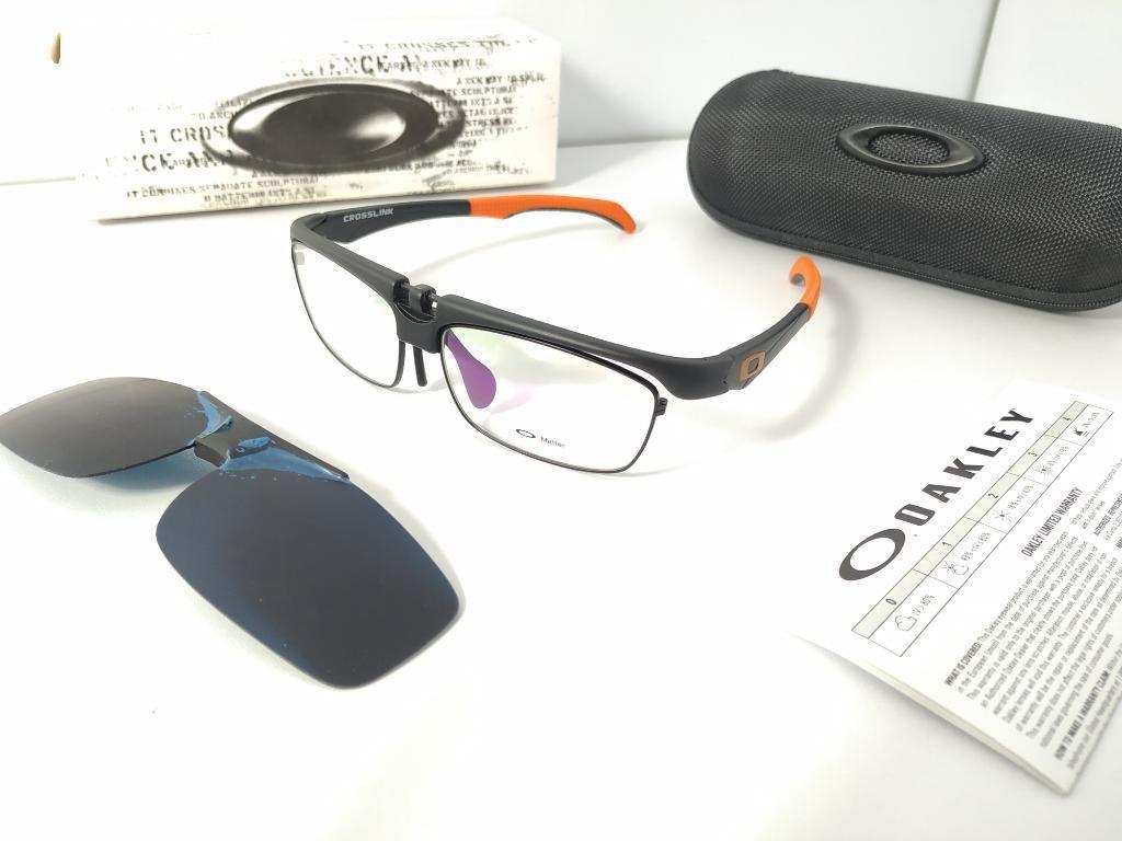 57c8c27003 Gafas Oakley Crosslink Monturas Lentes - Barranquilla