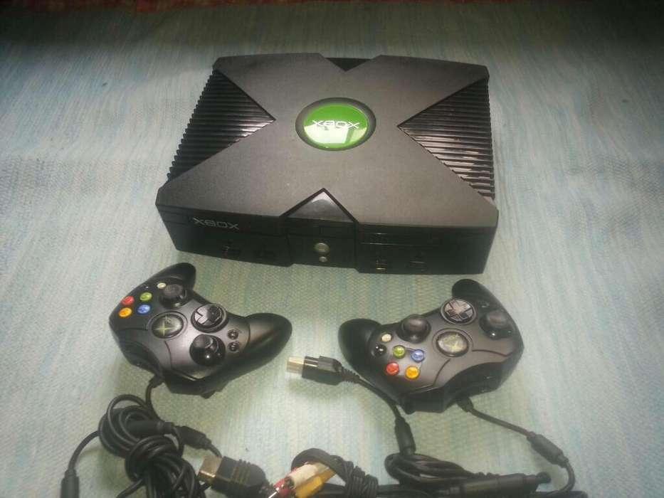 Xbox Clasico Lindo Y a La Venta