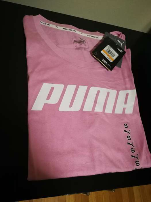 Camiseta Puma Mujer Original