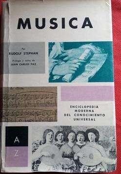 MÚSICA ENCICLOPEDIA MODERNA DEL CONOCIMIENTO UNIVERSAL