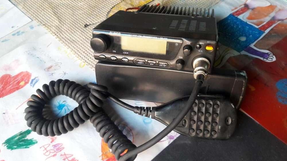 Equipo de Radio, Fuente Y Antena