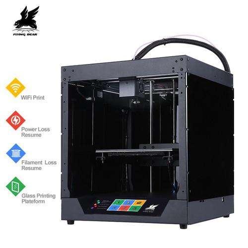 Impresora 3d De Alta Precision Flying Bear Ghost fantasma