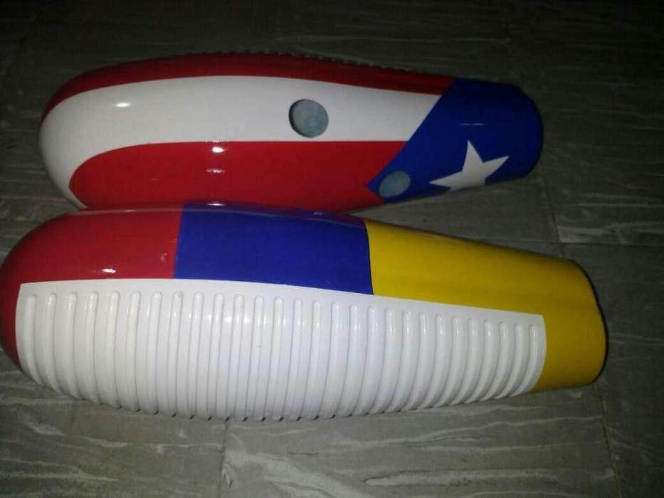 Guiro Salsero En Fibra Wl Percusion Puerto Rico O Colombia