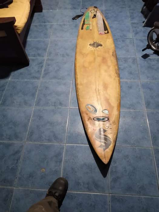 Tabla de Surf Shlickmann Shaper.