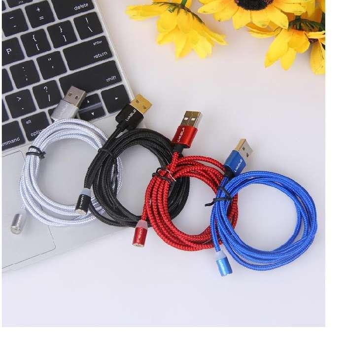 Cable Usb Magnetico Micro Usb Carga Rapida