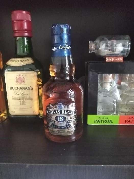 Chivas Regal 18 Años 200ml Whisky