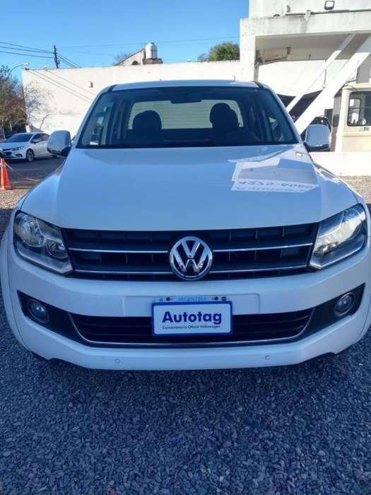 Volkswagen Amarok 2014 - 51000 km