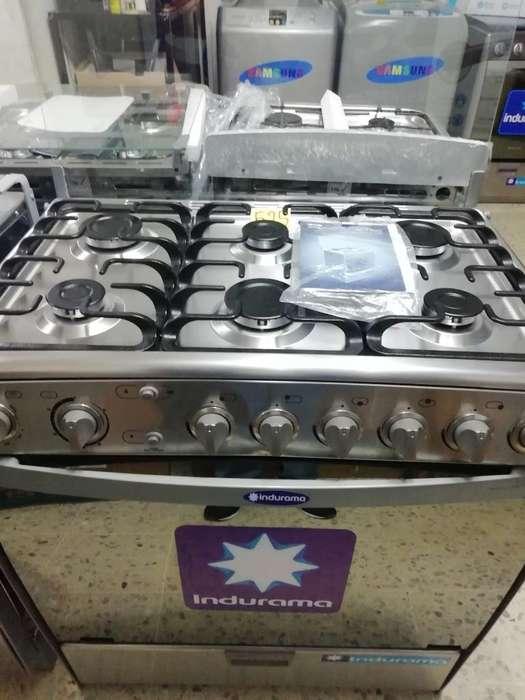 Cocinas a Gas D 6q con Encendido desde