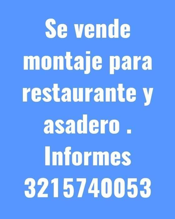 Montaje para Restaurante