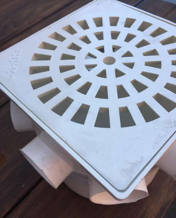 Camar de .Inspeccion Cloacal/Pluvial en PVC
